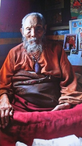 Drupon Rinpoche Yeshe Jungne
